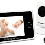Babysense Video Baby Monitor 3.5 Inch Screen
