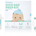 baby sick day prep kit by fridababy