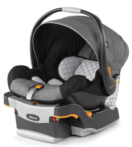 Chicco KeyFit Infant Car Seat for Small Cars